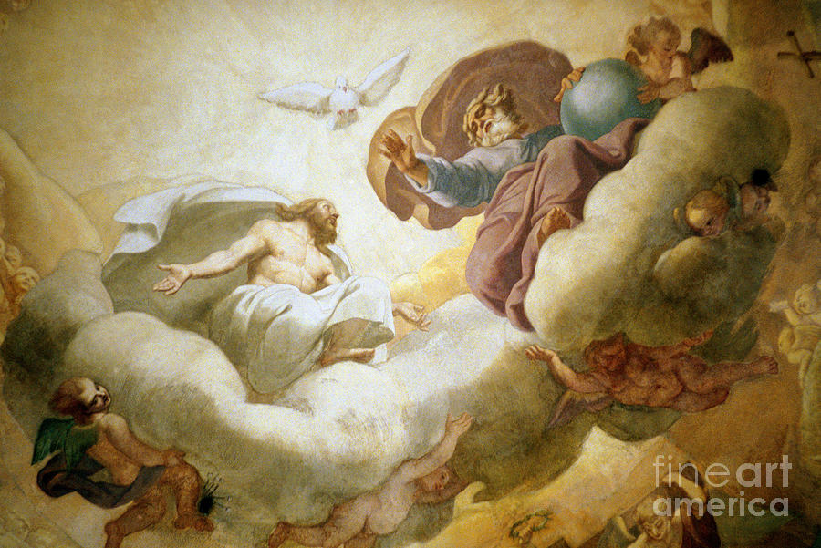 Famous Holy Trinity Paintings