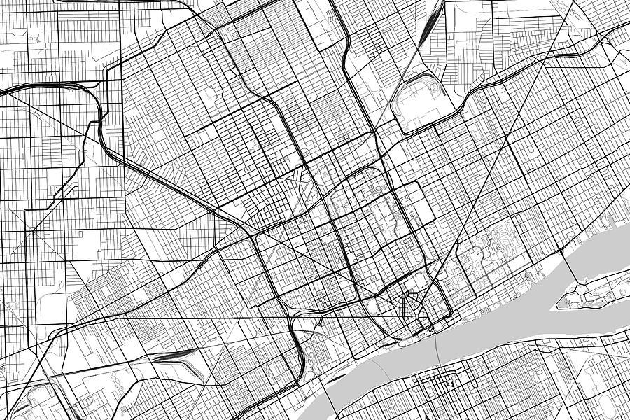Detroit Michigan Usa Light Map on map usa dallas, map usa indianapolis, map usa new orleans, map usa san francisco, map usa boston, map usa chicago, map usa san antonio, map usa cleveland, map usa san diego, map usa new york, map usa baltimore, map usa philadelphia, map usa michigan, map usa atlanta,