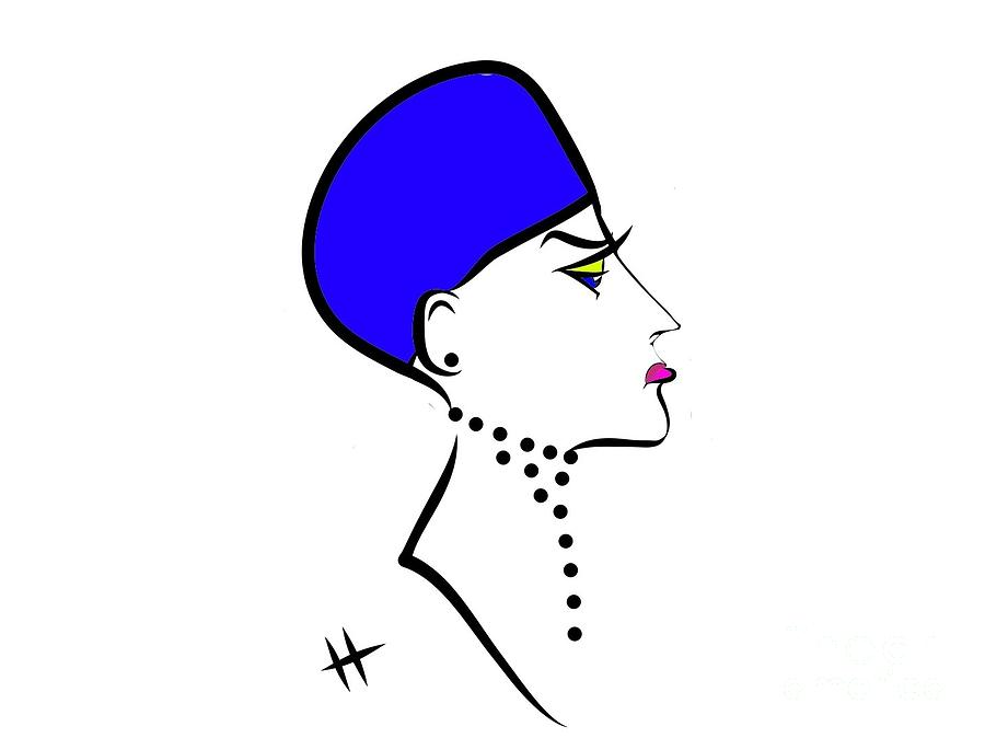 Portrait Digital Art - Devil Wears Prada by Hayrettin Karaerkek