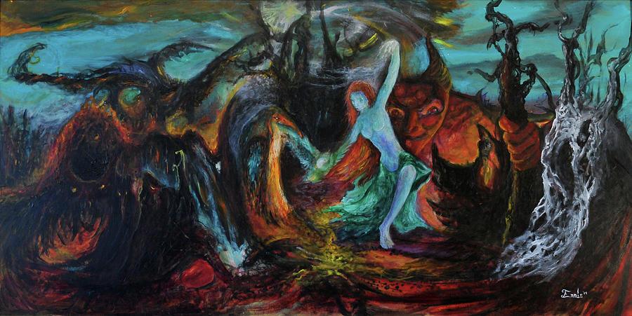 Devils Gorge by Christophe Ennis