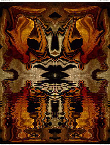 Abstract Photograph - Devils Lair by Brian Flickinger