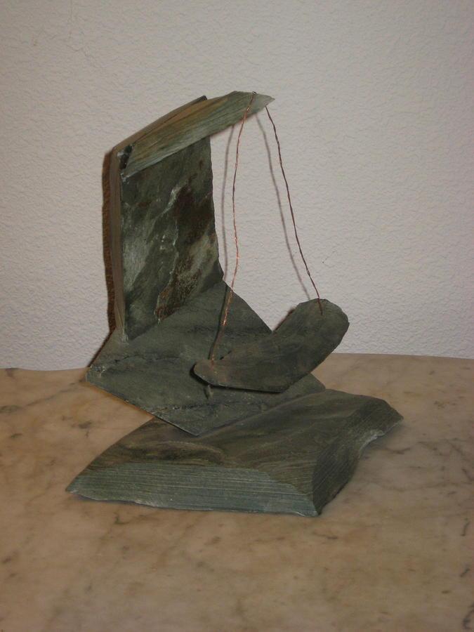 Devils Playground Sculpture by Robert Walker
