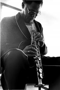 Dexter Gordon By Ceasar Pares Photograph by Jim Marzano