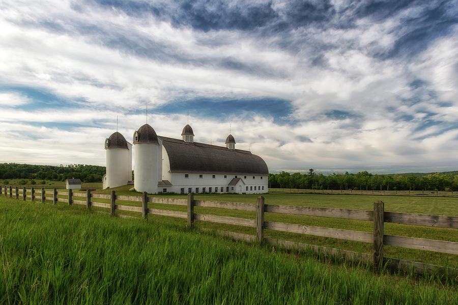 Historic Photograph - Dh Day Farm 9 by Heather Kenward