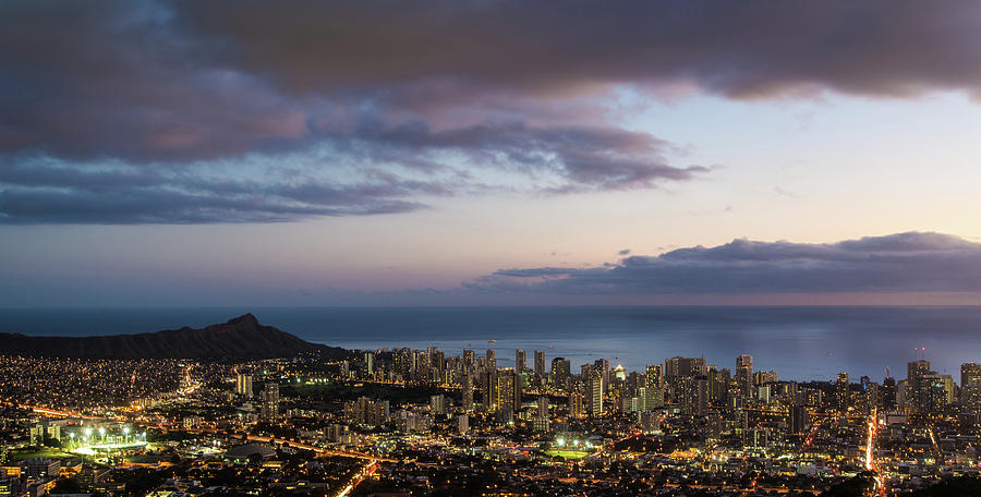 Hawaii Photograph - Diamond Life by Alex Lapidus