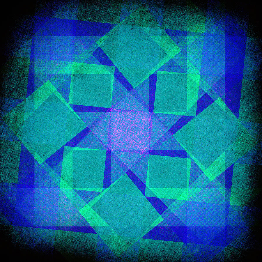 Diamonds 5 Digital Art