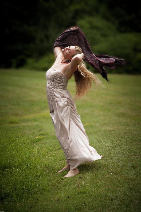 Diana Photograph - Diana, Goddess Of The Hunt #2 by Yuri Lev
