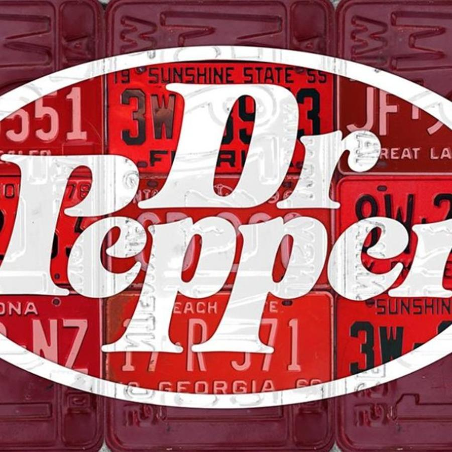 Decor Photograph - Did You Know #drpepper Was Created And by Design Turnpike