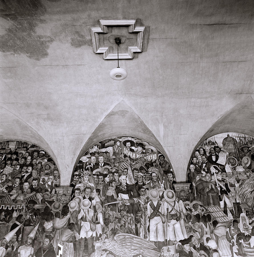 Diego Rivera Photograph - Diego Rivera by Shaun Higson