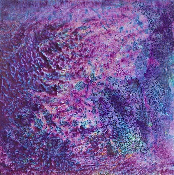 Diencephalon Processes Painting by Derek Nielsen