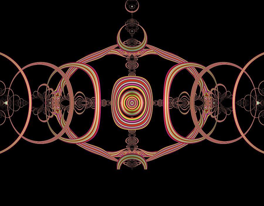 Digital Digital Art - Differentiated Suspension by Thomas Smith