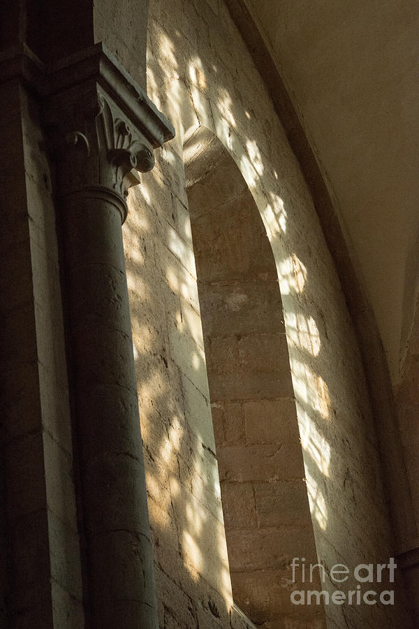 Arches Photograph - Diffusion by Joseph Yarbrough