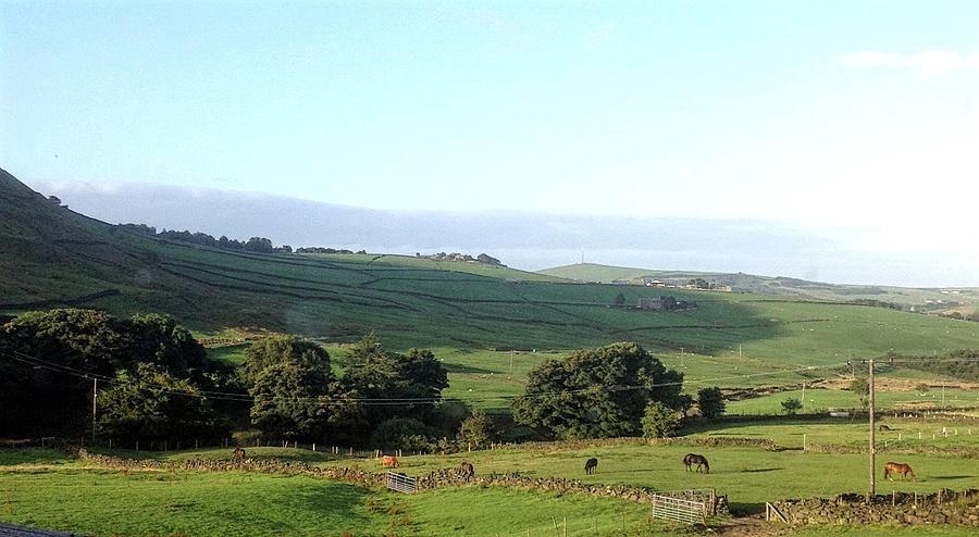 Diggle Landscape Photograph