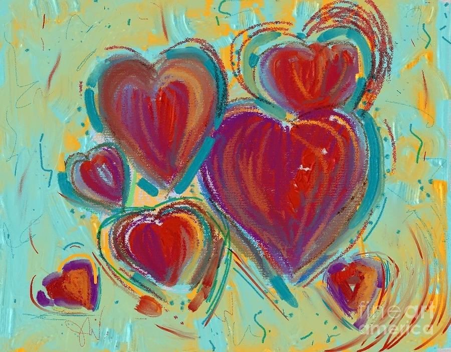 Digital Hearts by Jeanie Watson