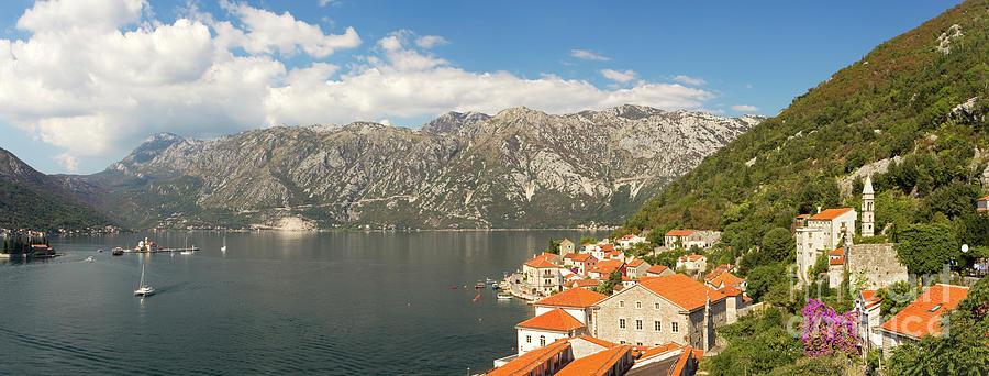 Montenegro Photograph - Dinaric Alps And Kotor Bay by Matt Tilghman