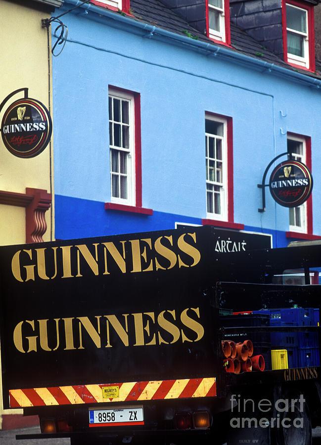 Pub Photograph - Dingle Irish Pub by John Greim