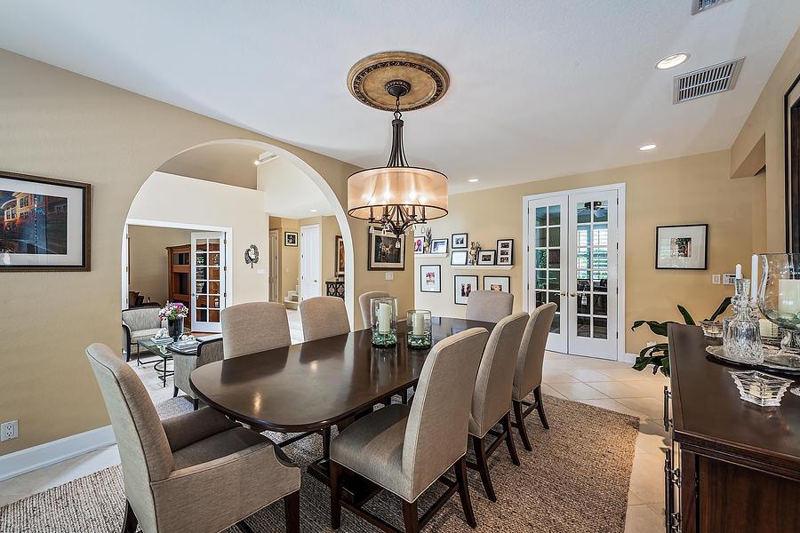 Dining Room by Jody Lane