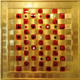 Spiritual Painting - Discipline In Life by Mounir Lakkis