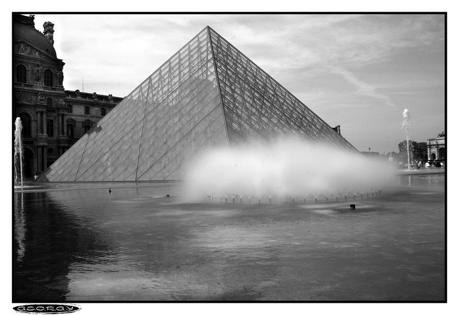 Monument Photograph - Discover The Da Vinci Code by Georgi Bitar