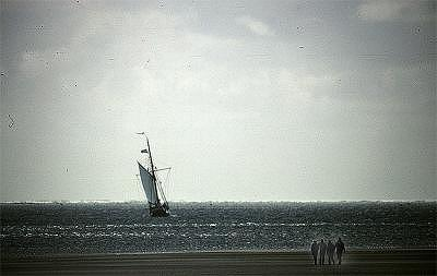 Seascape Photograph - Disdisaster At Sea by PJ Steinmeijer
