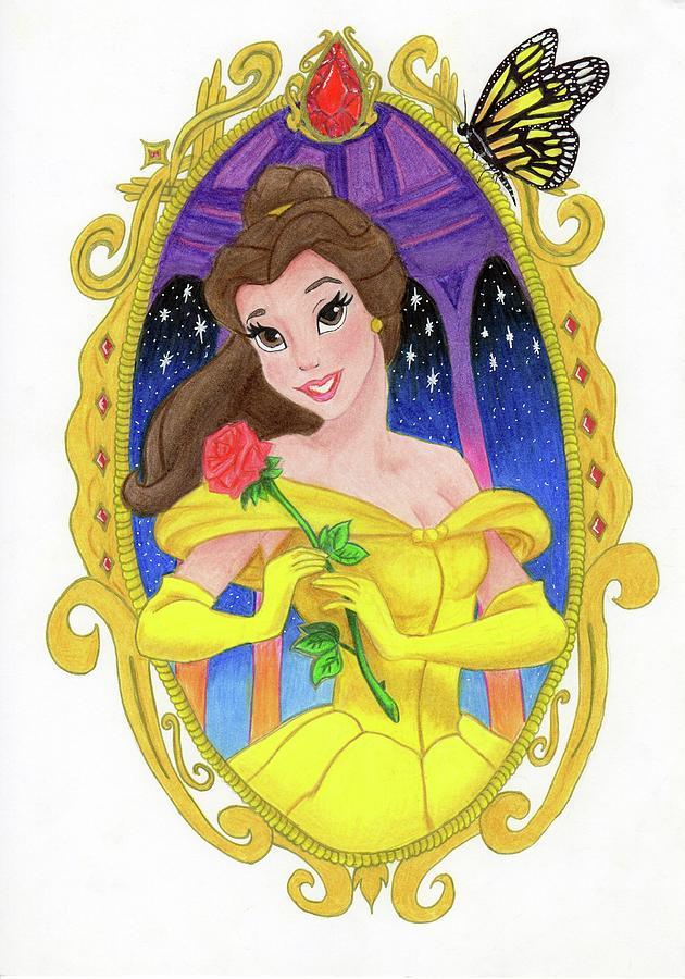 Princess belle hot photos 2