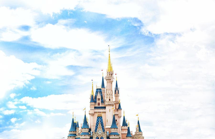 Disneyland Photograph