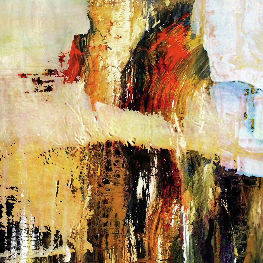 Distant Limit  Painting by Sadegh Aref