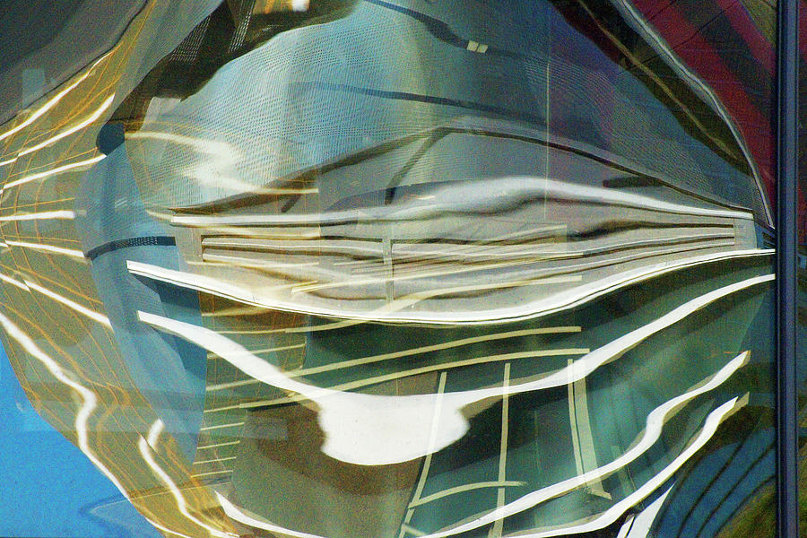 Distorted Reflection by Richard Henne