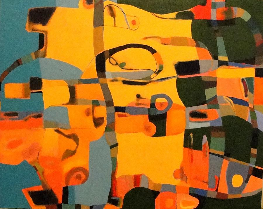 Diverging Pathways by Bernard Goodman