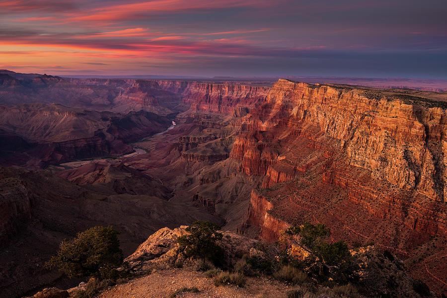 Arizona Photograph - Divine Abyss by Adam Schallau