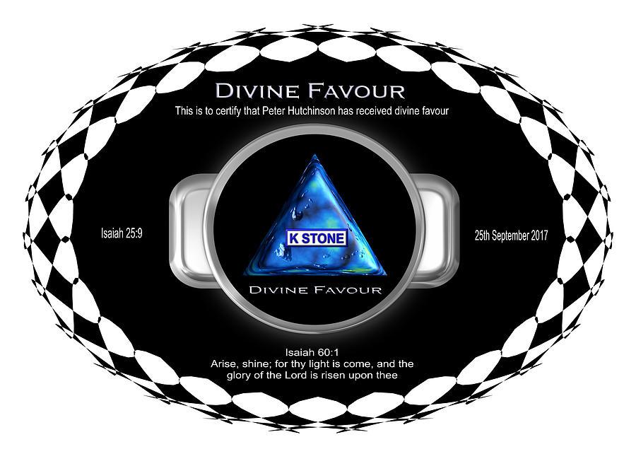 Divine Favour by Peter Hutchinson