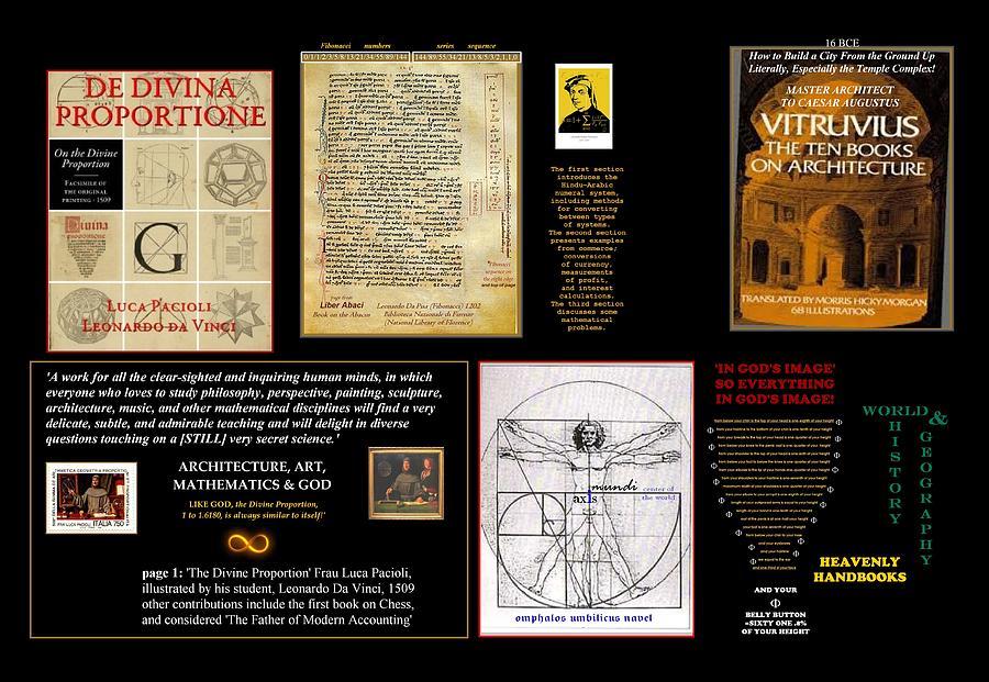 Divine Imaging System by Peter Hedding