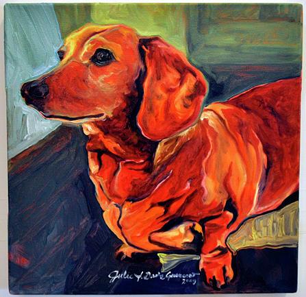 Dixie Doodle by Julie Davis Veach