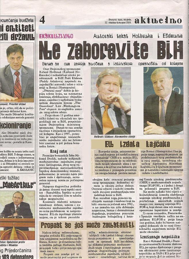 Do Not Forget Bosnia 2 - Ne Zaboravite Bosnu 2 Mixed Media by Ekrem Fetic