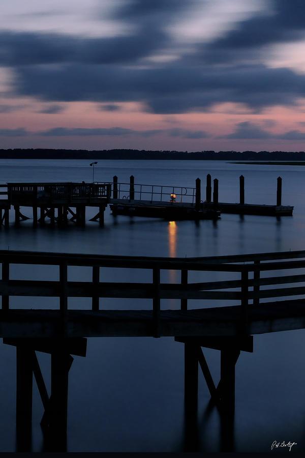 Dock Beacon Photograph