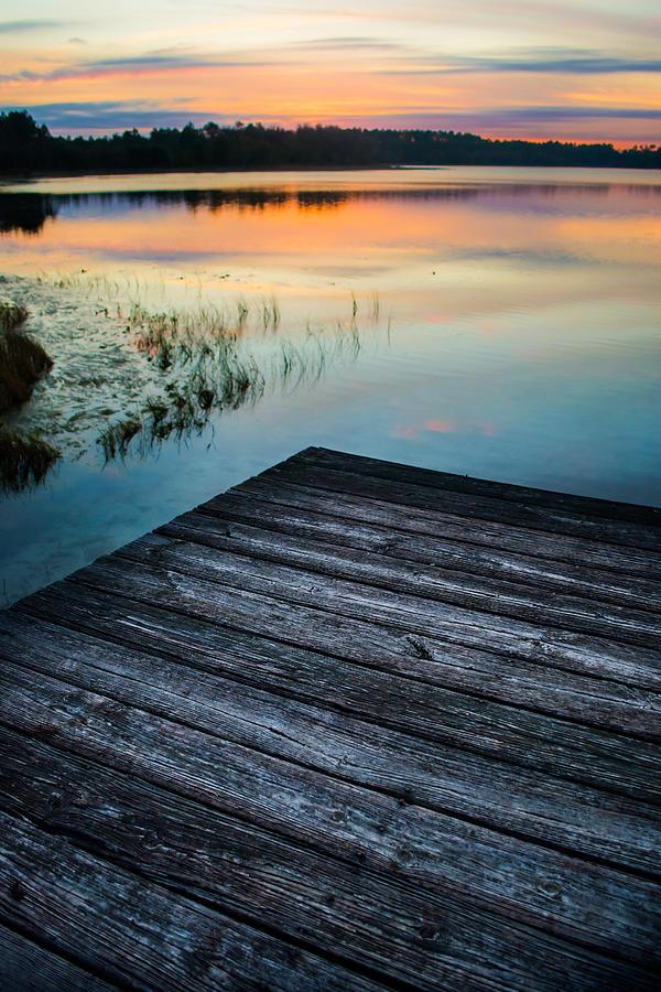 Dock Beauty by Parker Cunningham