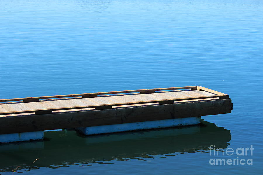 Dock Photograph - Dock On The Bay by Stephanie Moses