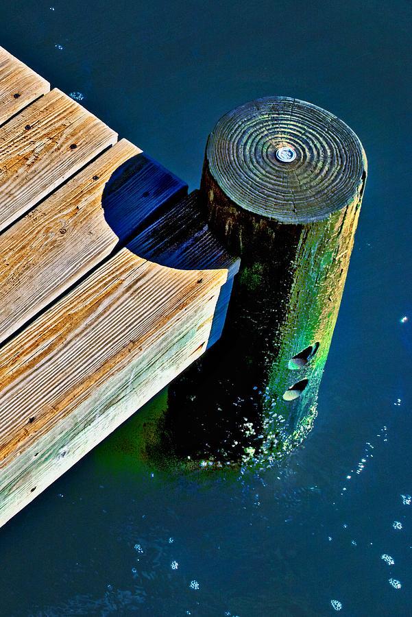 Dock Photograph - Dock by Robert Smith