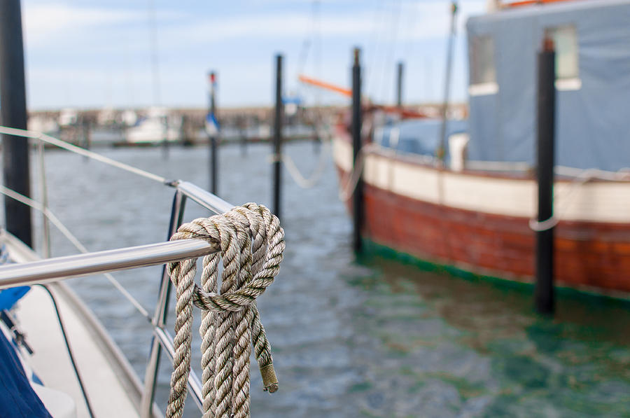 Docked Photograph