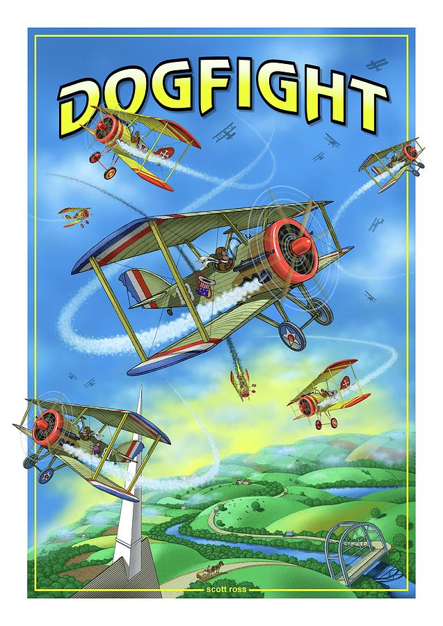 Dogfight by Scott Ross