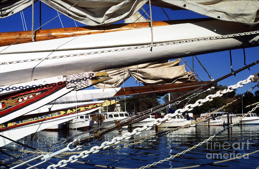 Skipjacks Photograph - Dogwood Harbor by Thomas R Fletcher