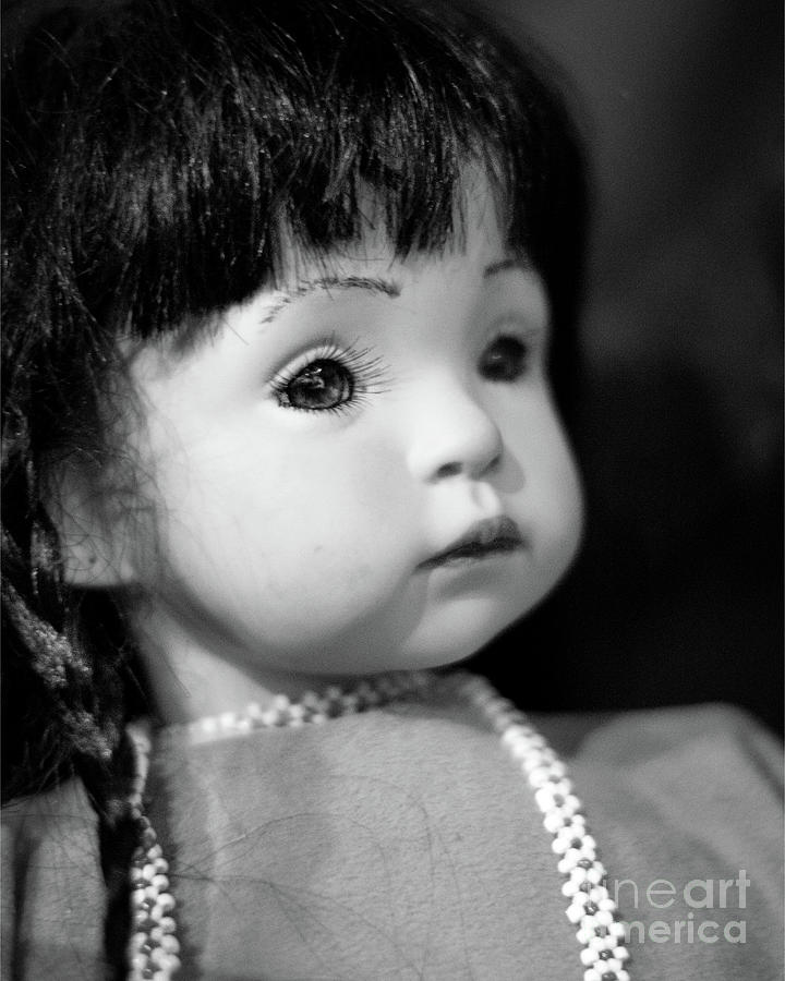 Doll Photograph - Doll 56 by Robert Yaeger
