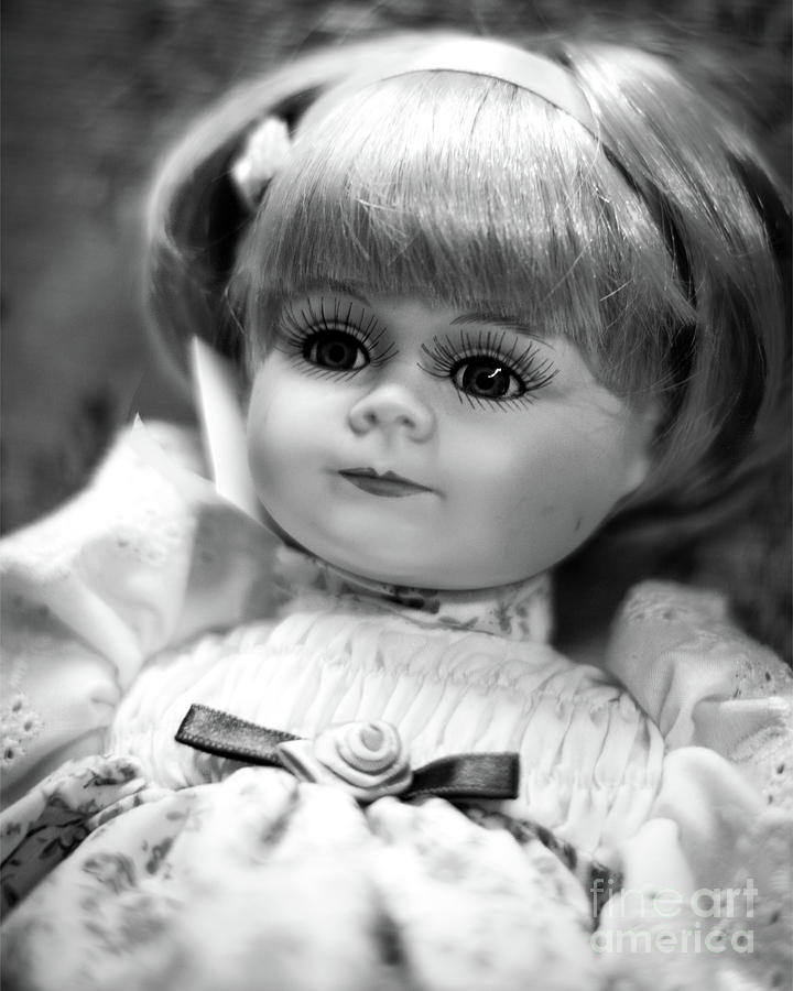 Doll Photograph - Doll 58 by Robert Yaeger