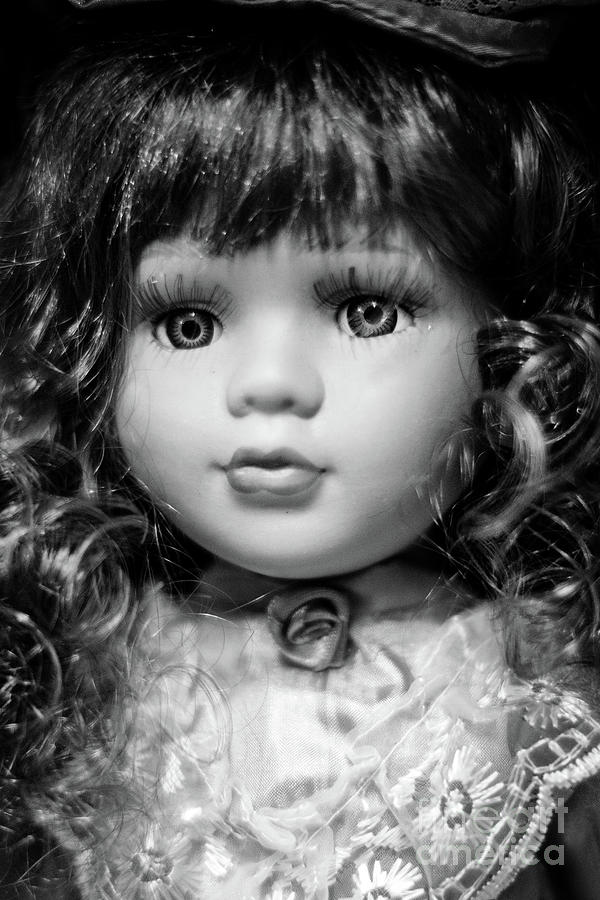 Doll Photograph - Doll 59 by Robert Yaeger
