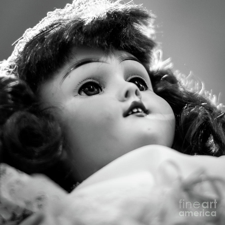 Doll Photograph - Doll 60 by Robert Yaeger