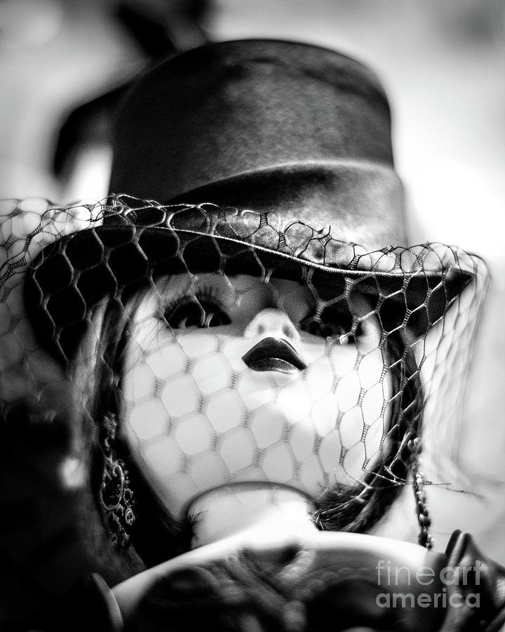 Doll Photograph - Doll 61 High Society by Robert Yaeger