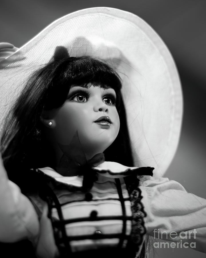 Doll Photograph - Doll 64 by Robert Yaeger
