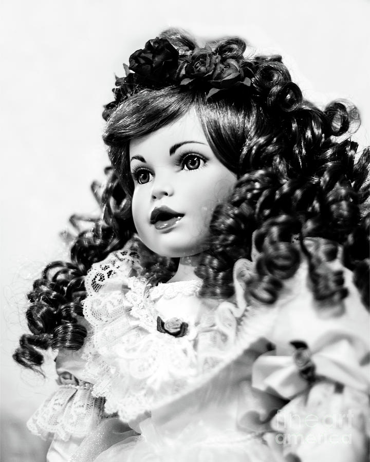 Doll Photograph - Doll 66 by Robert Yaeger