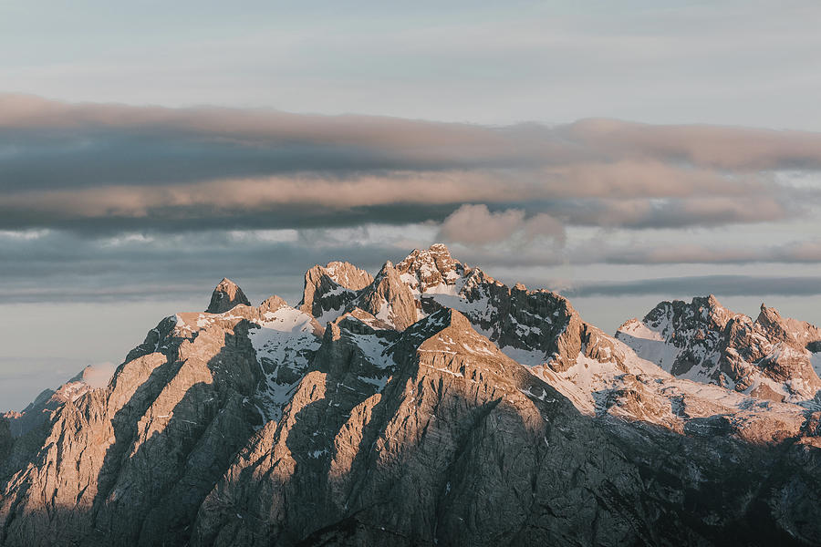 Mountain Photograph - Dolomiti by Marina Weishaupt