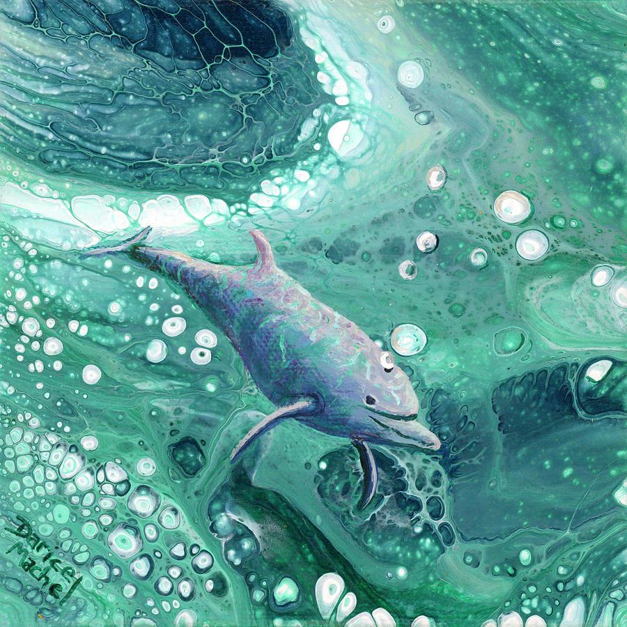 Dolphin Magic by Darice Machel McGuire